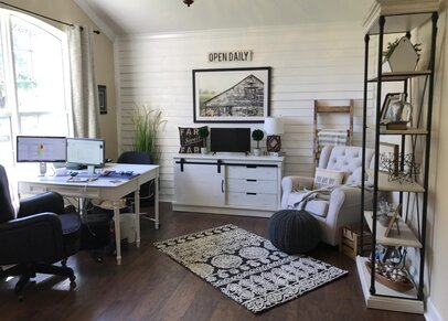 image country office office furniture cottagecountry office design ideas wayfair