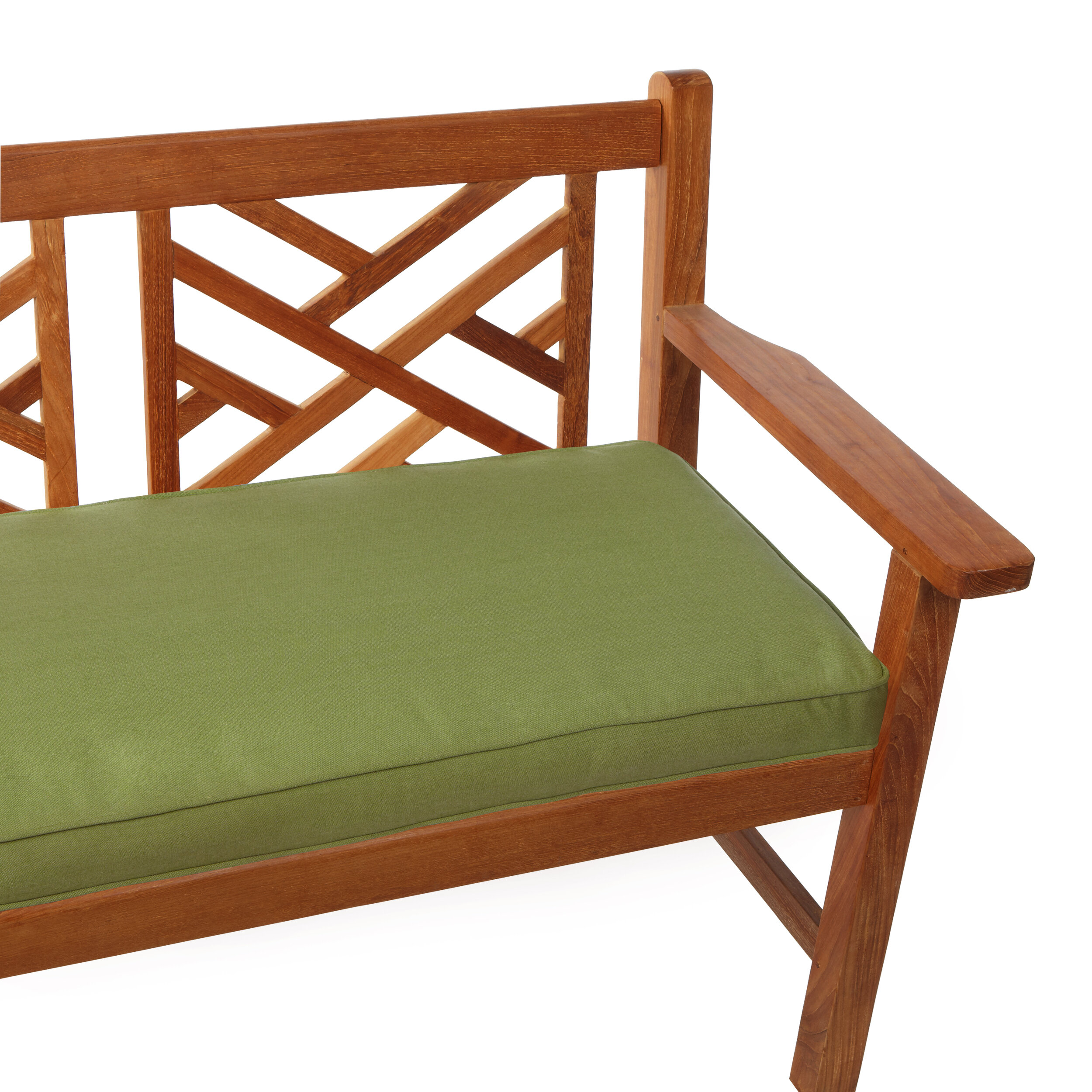 repl double swing cushion for bench cushioned inch replacement xx outdoor