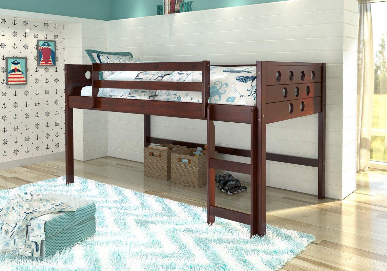 default_name - Loft Bed Frame