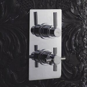 Zweigriff-Duscharmatur Tec von Ultra