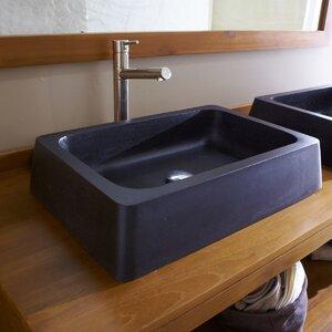 Tikamoon 42 cm Aufsatzwaschbecken Icar