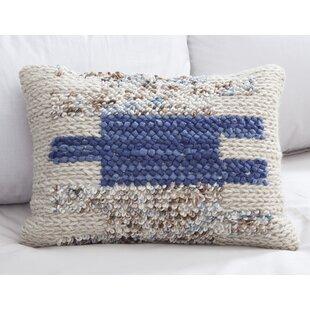 Marcela Wool Lumbar Pillow