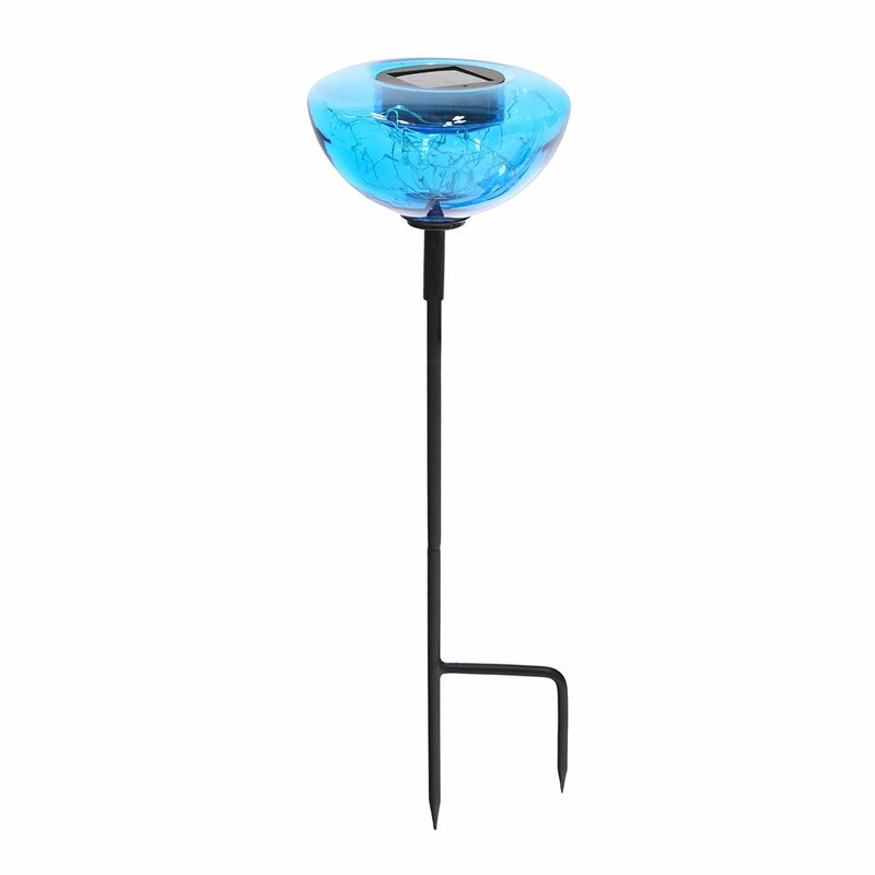 ACHLA Lapis 1 Light Pathway Light  Shade Color: Teal
