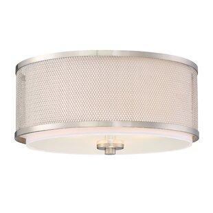 Modern flush mount lighting allmodern save to idea board mozeypictures Gallery