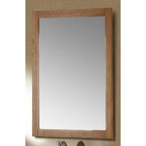 cambridge framed bathroom wall mirror