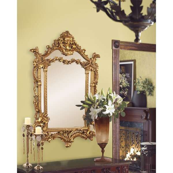 Gold Baroque Mirror | Wayfair