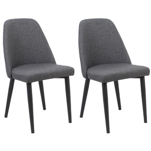 Goggin Upholstered Dining Chair (Set of 2)