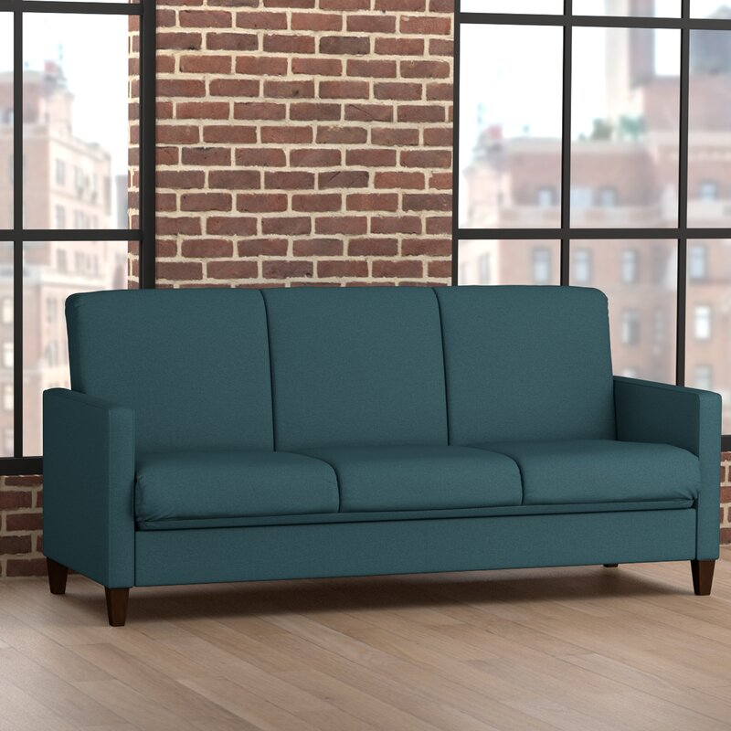 Glacier Bay Futon Sleeper Sofa - Trent Austin Design Glacier Bay Futon Sleeper Sofa & Reviews Wayfair