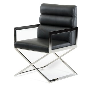 Clower Modern Upholstered Arm Chair by Or..