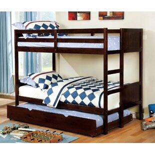 3 Tier Bunk Bed Wayfair