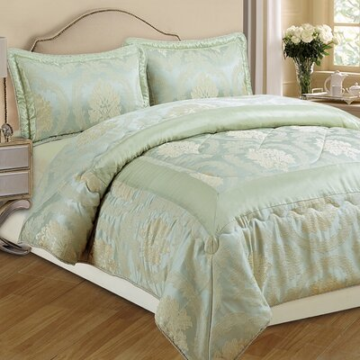 Olive Green Bed Spread