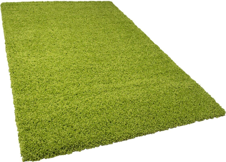 Ava Green Area Rug