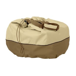 Donahue Table Top Grill Cover And Carry Bag