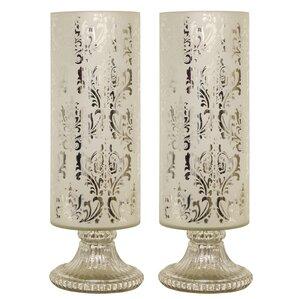 Mercury Glass Table Lamp You Ll Love Wayfair