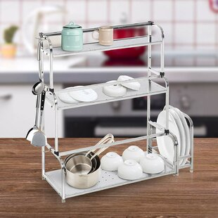 Paraiso Dish Rack by Metro Lane