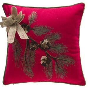 dieterich foliage throw pillow