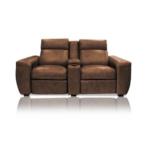 Paris Home Theater Lounger (Row of 2) by Bass