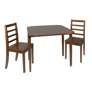 Henrik 3 Piece Drop Leaf Dining Set