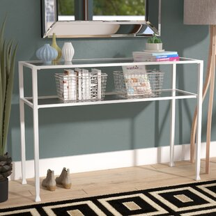 Small Glass Console Table Wayfair