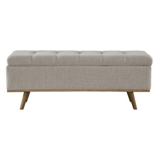 Charmant Valerio Upholstered Storage Entryway Bench