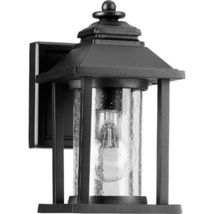 Crusoe 1-Light Outdoor Wall Lantern