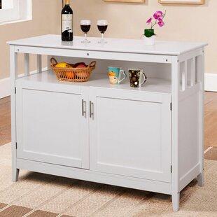 Quickview & Cream Buffet Table | Wayfair
