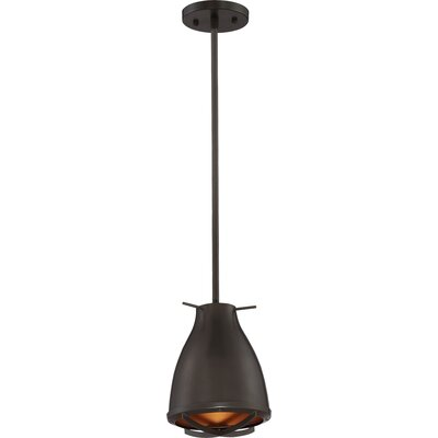 Williston forge blasco 1 light mini pendant reviews wayfair marco 1 light led mini pendant aloadofball Gallery