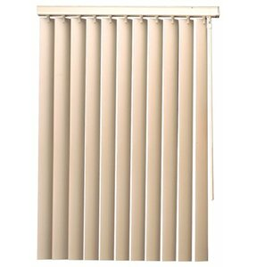 Vertical Blind Metal Headrail