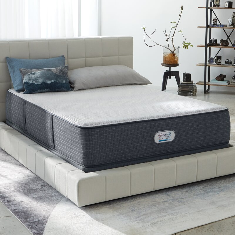 Beautyrest Platinum 14 Firm Hybrid Mattress
