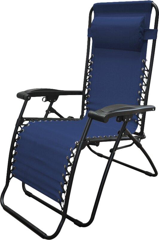 Sonora Jara Reclining Zero Gravity Chair With Cushion