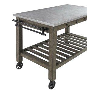 Modern & Contemporary Kitchen Prep Table | AllModern