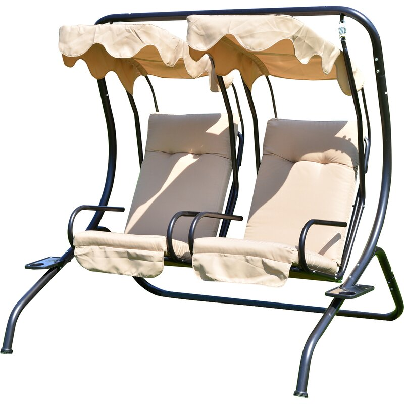 Superbe Northbrook Patio Swing With Stand