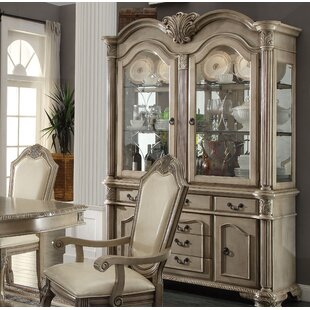 Eilers Lighted China Cabinet