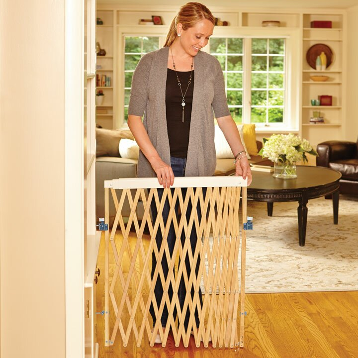 North States Expandable Swing Gate Amp Reviews Wayfair