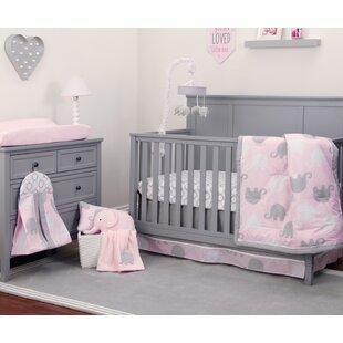 a331bb7f5ef95 Pink Safari   Jungle Crib Bedding Sets You ll Love