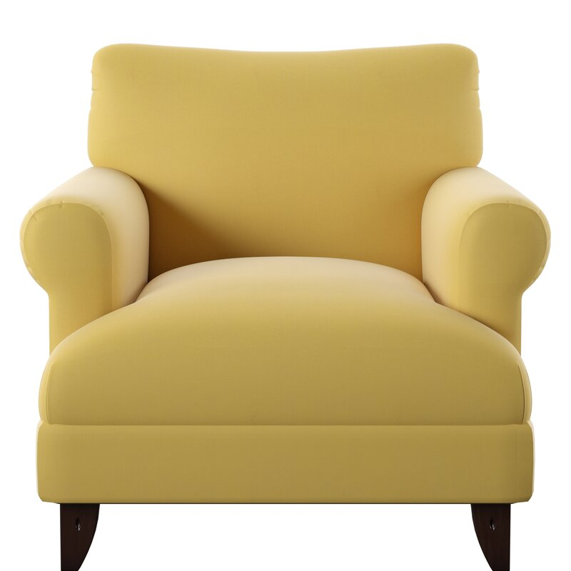 Wayfair Custom Upholstery™ Allie Armchair & Reviews | Wayfair