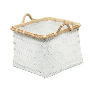 Genial Wicker Storage Basket