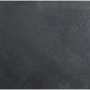 Montauk 16 X Slate Field Tile In Black