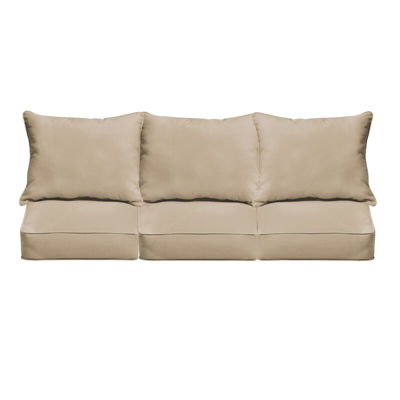 Indoor/Outdoor Sofa Cushions