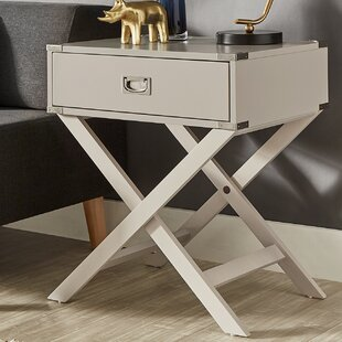 Silver End Side Tables