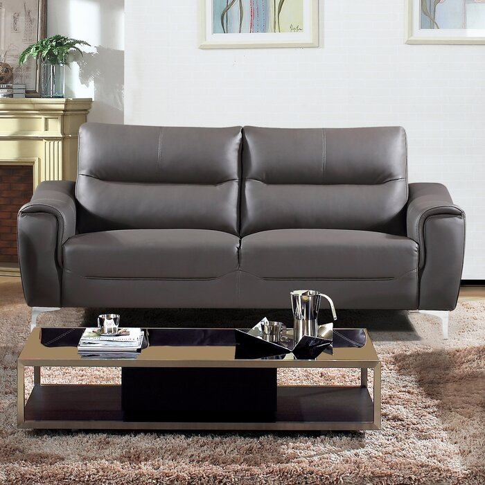 Malissa Modern Stationary Sofa