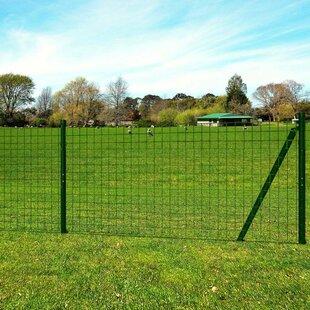 Morehouse 10m x 1.96m Fence Set by Lynton Garden