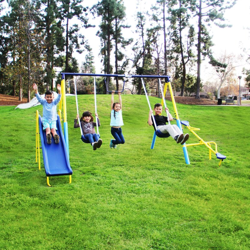 Natus Inc Super First Swing Set Reviews Wayfair