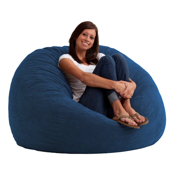 comfort research fuf bean bag chair & reviews | wayfair.ca