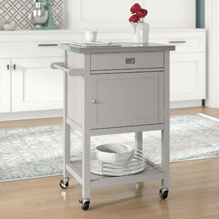 Stainless Steel Kitchen Islands Carts Youll Love Wayfair