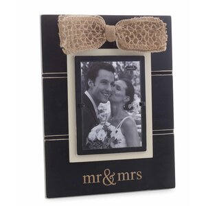 Mr & Mrs Picture Frame
