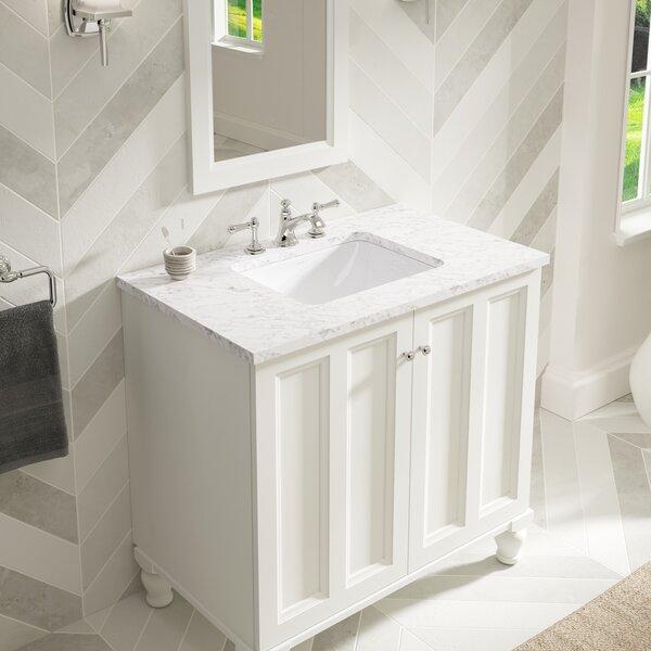 Kohler Undermount Bathroom Sink kohler caxton rectangle undermount bathroom sink with overflow