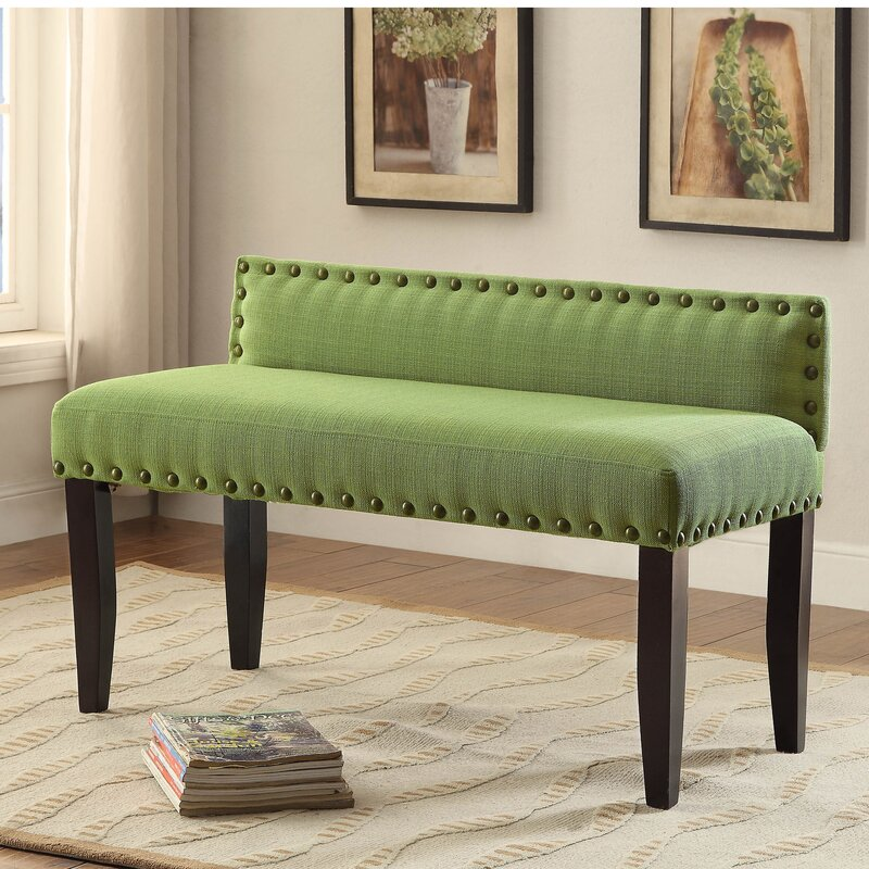 Varian Upholstered Storage Bedroom Bench Birchlane: Faiths Upholstered Bench & Reviews