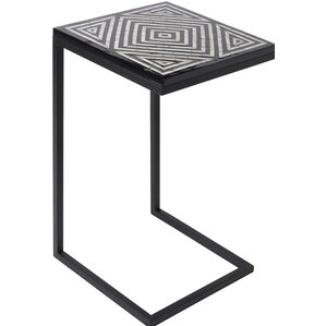 Sakar End Table by World Menagerie