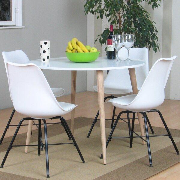 hazelwood home essgruppe napoli mit 4 st hlen bewertungen. Black Bedroom Furniture Sets. Home Design Ideas